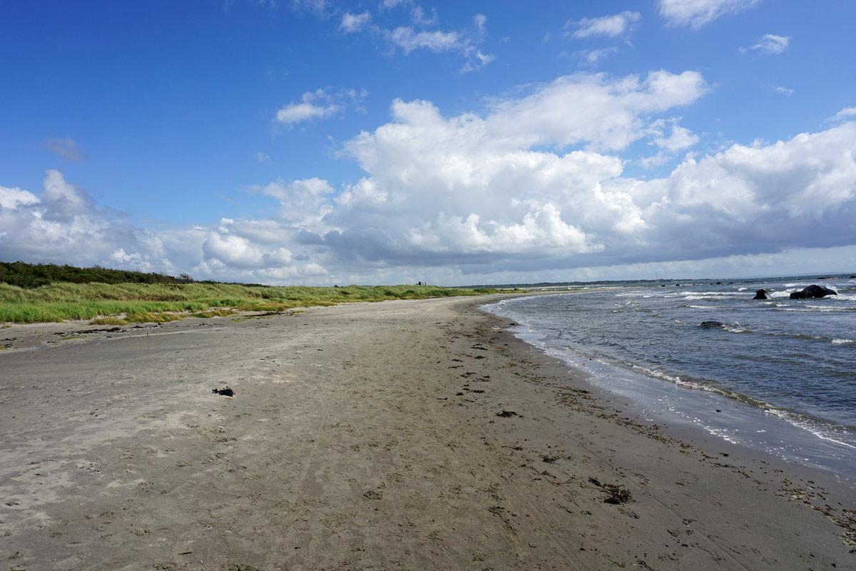 Strand und Meer